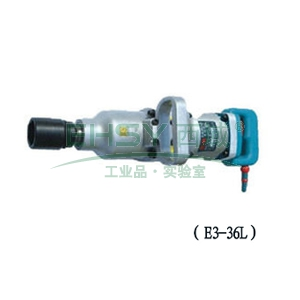 电扳手,380V 25.4mm方头加长杆,500-1000N.M 适用螺栓 M22-M26, E3-36L