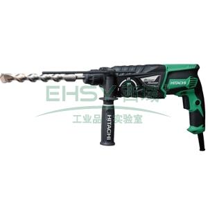 电锤,26mm 转速0-1100/min 锤击率0-4300/min,DH26PC
