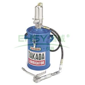 富泽/FUGIMAKU KG-508 45:1气动黄油桶泵