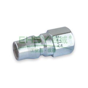 "JPE内螺纹插头,内牙PT1/4"",碳钢,AFE-22PF-R"