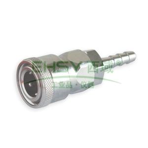 "JPE胶管插座,适用5/16""胶管,碳钢,AFE-22SH"