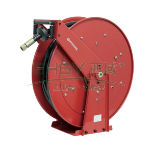 "INTELREEL重型低压输气/水卷轴,低压20bar,软管20M,内径3/4"""