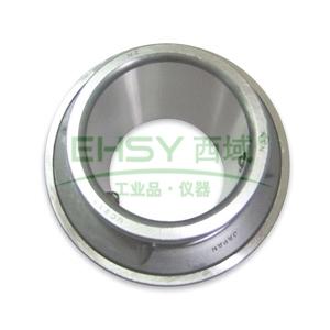 NSK带座轴承芯,圆柱孔型,内径*外径*宽40*80*50,UC208D1