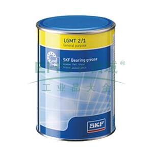 通用轴承润滑脂,1KG罐,LGMT2/1