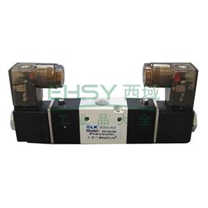 欧雷凯电磁阀,2位3通,3V120-M5-DC24V