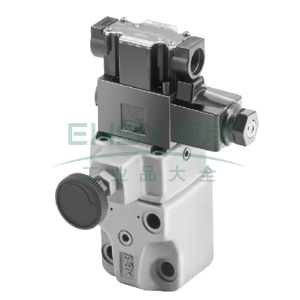 油研YUKEN BSG系列电磁溢流阀,产地台湾,BSG-03-2B2-A200-N-46T