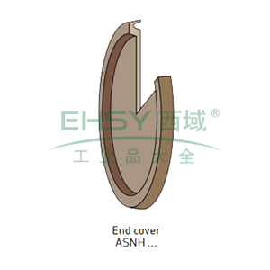 SKF端盖,ASNH 218