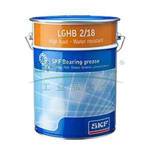 SKF轴承润滑脂,LGHB 2/18