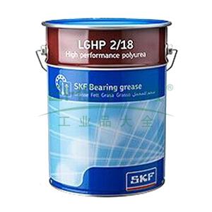 SKF轴承润滑脂,LGHP 2/18