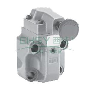 油研先导式溢流阀,最大流量200L/min,BG-06-32