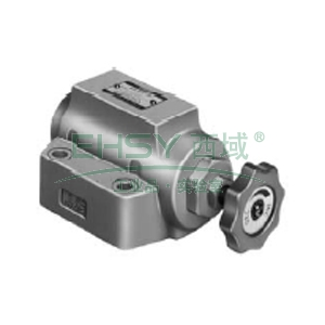 油研节流阀,额定流量230L/min,板式连接,SRG-10-50