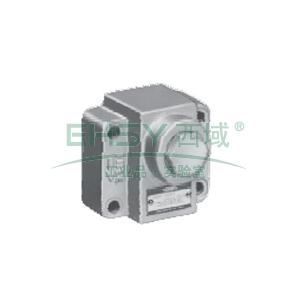榆次油研 直角型單向閥,CRG-06-50-50