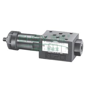 榆次油研 疊加式減壓閥,MRP-01-B-30