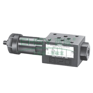 榆次油研 叠加式减压阀,MRP-01-C-30