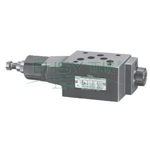 榆次油研 叠加式减压阀,MRP-03-B-20
