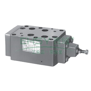 榆次油研 叠加式减压阀,MRP-06-H-10