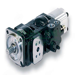 派克Parker PGP511,铝合金齿轮泵,3349112393,PGP511A0080AS1Q4VJ7J5B1B1