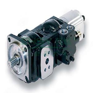 Parker PGP511,铝合金齿轮泵,3349111236,PGP511A0140CL6H2NE6E5B1B1