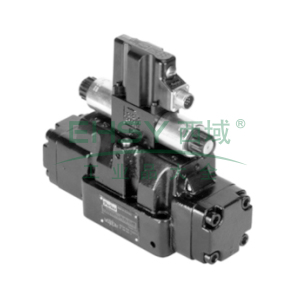 Parker,电磁比例换向阀,标准用途,D31FBB32DC4NJW0