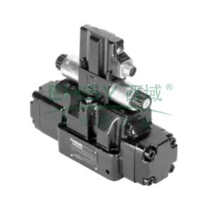 Parker,电磁比例换向阀,标准用途,D31FBE01DC1NS00