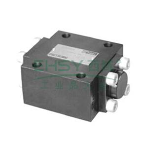 华德液压,液控单向阀,SL10PA3-30B/
