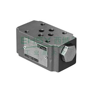 华德液压,叠加式液控单向阀,Z2S6A-3-60B/