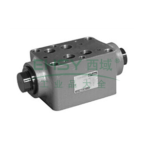 华德液压,叠加式液控单向阀,Z2S10-3-30B/