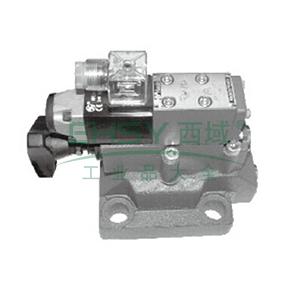 华德液压,先导式电磁卸荷溢流阀,DAW20B-1-30B/315G24NZ5L