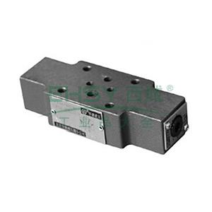 华德液压,叠加式双单向节流阀,Z2FS22-30B/S2/V