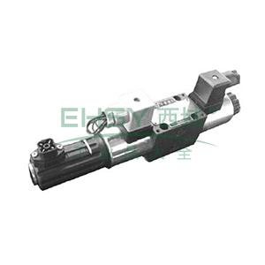 华德液压,电磁比例换向阀,4WRE6E16-10B/24Z4/M