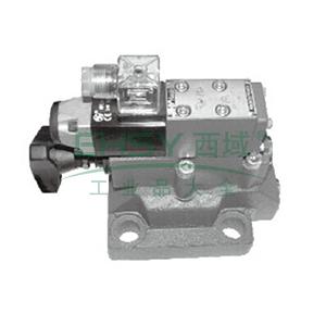 华德液压,先导式电磁卸荷溢流阀,DAW30A-2-30B/80G24NZ4/2