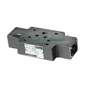 华德液压,叠加式双单向节流阀,Z2FS10-3-30B/V