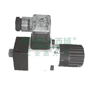 华德液压,压力继电器,柱塞式,HD-HED8OA1X/50L24KW/2