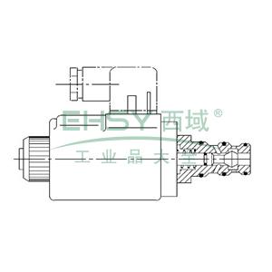 EatonVickers,电磁换向阀,插装式座阀,DG3VP3103AVMUH10