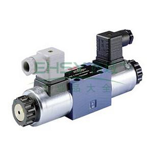 博世力士乐Bosch Rexroth 电磁换向阀,R900910299,4WE6J6X/EG24N9K4/B12
