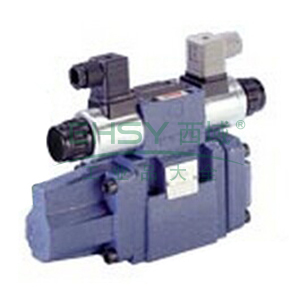 博世力士乐Bosch Rexroth 比例换向阀,R901031457,4WRZ32E360-7X/6EG24N9ETK4/D3M