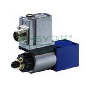 博世力士乐Bosch Rexroth 比例溢流阀,带集成电控器,R901103801,DBETE-6X/200YG24K31F1V