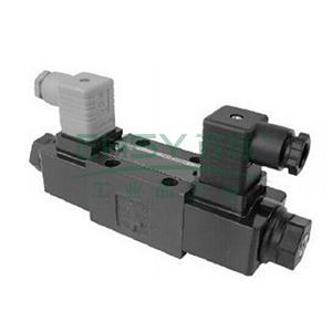 油研YUKEN DSG系列电磁换向阀,台湾工厂,DSG-01-3C2-D24-N-50T
