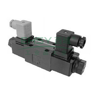 油研YUKEN DSG系列电磁换向阀,台湾工厂,DSG-01-3C4-D24-N1-50T