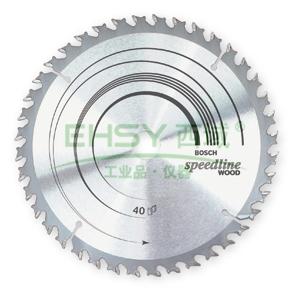 """博世圆锯片,10"""" (254mm)  60T,针对木材,2608640902"""