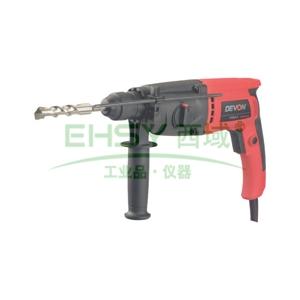 大有电锤,四坑20mm  620W/调速, 1102-1