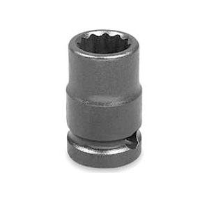 """霹雳马3/4""""方头23mm 公制标准型十二角套筒, 65845023"""