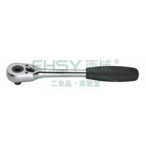 世达棘轮扳手,12.5mm系列专业快速脱落型, 13902