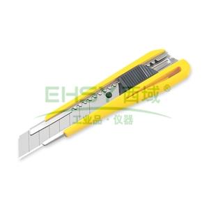 田岛美工刀,中型 18mm x 100mm 自动锁定, LC550B