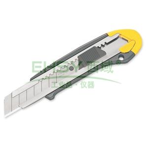 田岛刀柄,铝合金 双重锁定(2片备刀), LC630B