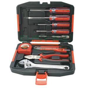 组合工具,力易得 9件套家用组套,E1106