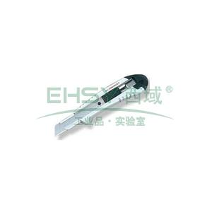 田岛铝合金美工刀,L型刃自动锁定,AC500B