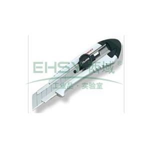 田岛 铝合金美工刀,L型刃旋钮锁定,AC501B