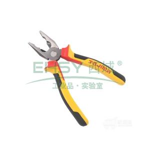 田岛钢丝钳,6寸 三色柄,SHP-C6