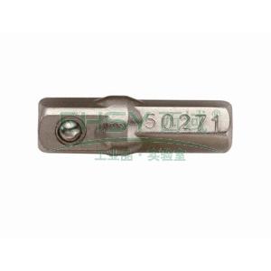 世达5件套6.3MM系列25mm长旋具头带珠接杆 ,59271